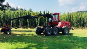 Read more about the article Neuer Harvester – Komatsu 941