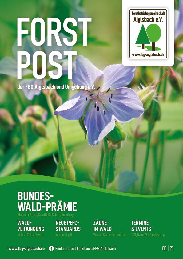 Forst Post FBG Aiglsbach