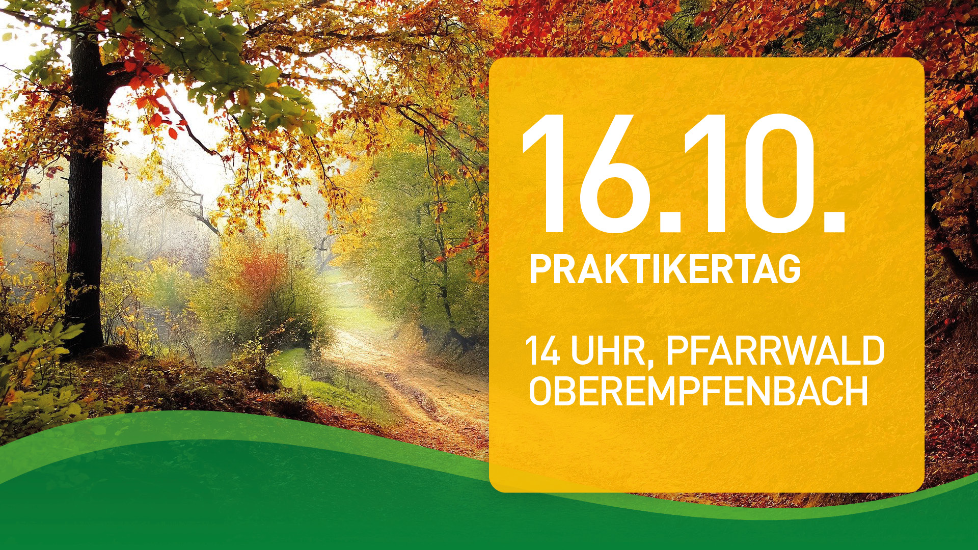 Read more about the article Praktikertag 16.10.'21